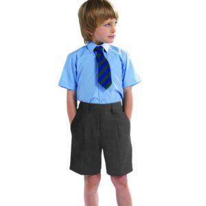 Traditional Boys School Shorts