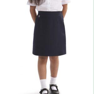Junior Straight Skirt