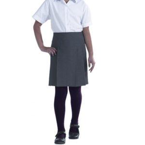 Junior Kilt Style Pleated Skirt