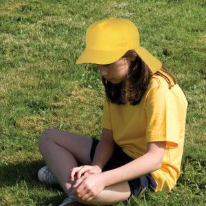 Legionairre Style Sun Safe Cap