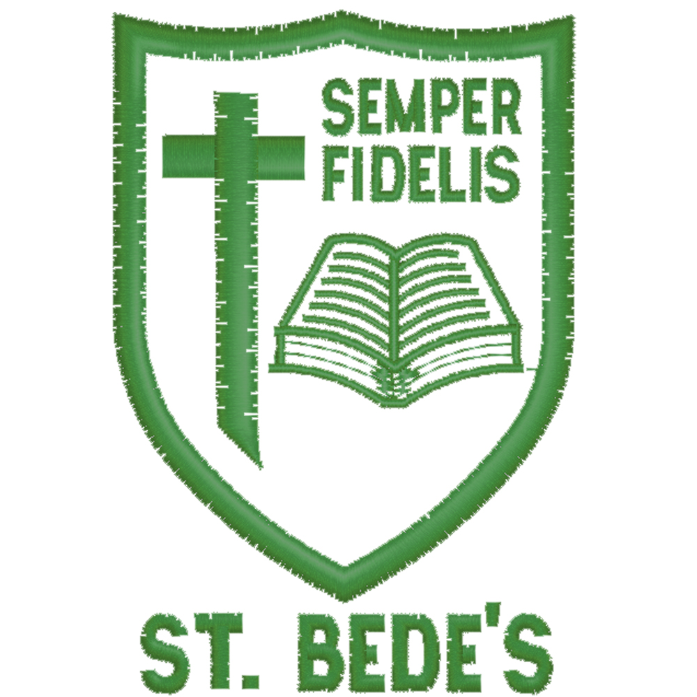 St Bede's Catholic Primary School logo
