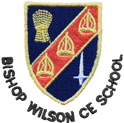 Bishop Wilson CE Primary School logo