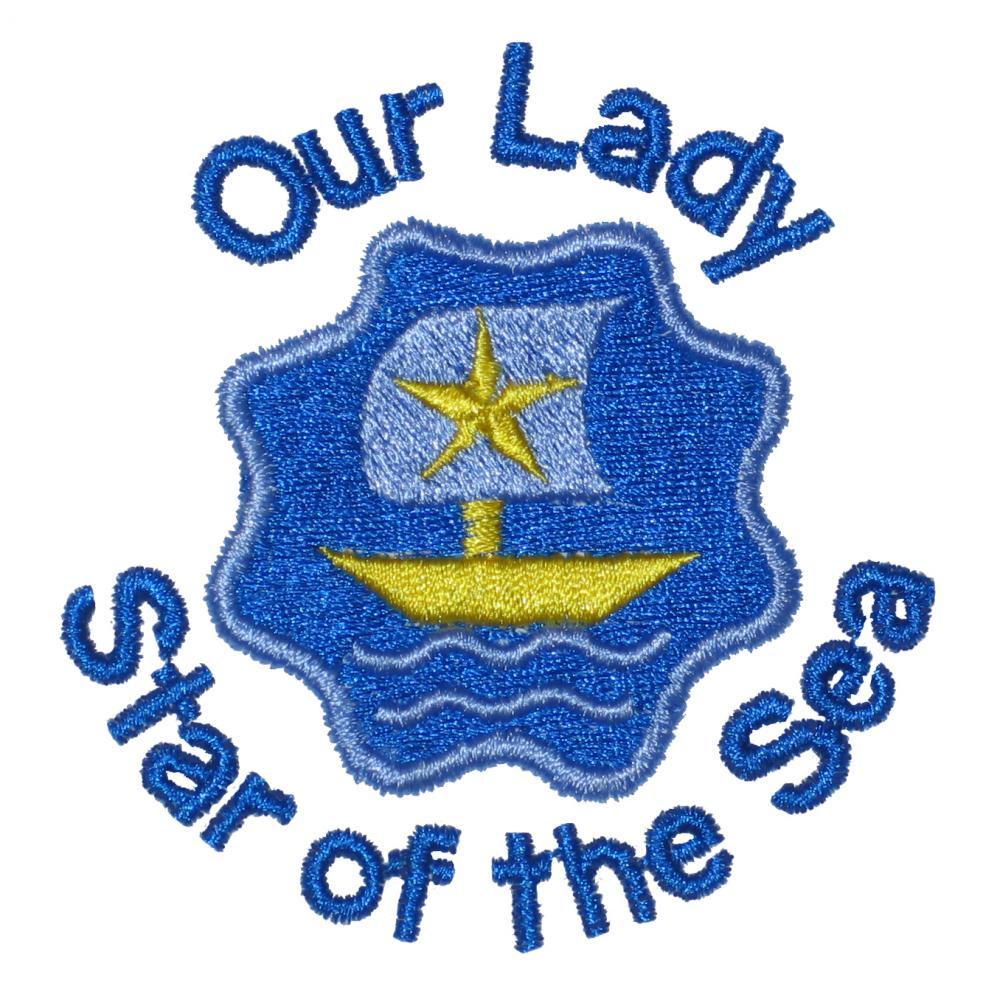 Our Lady Star of the Sea Primary School logo