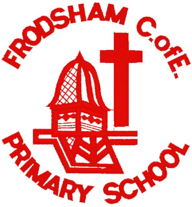 Frodsham CE Primary School logo