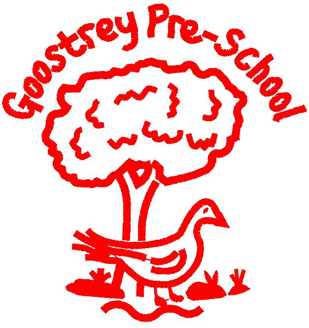 Goostrey Pre-school logo