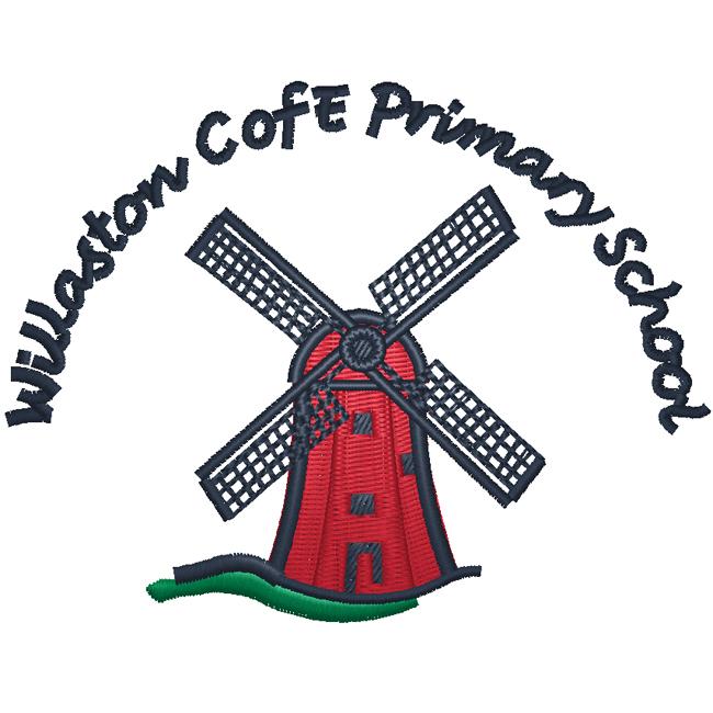 Willaston CofE Primary School logo