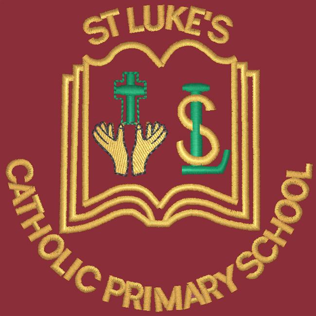 St Luke's Catholic Primary logo