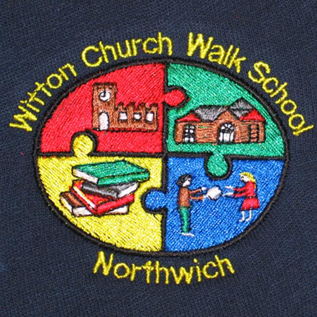Witton Church Walk CE Primary School logo