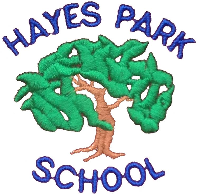 Hayes Park Primary School logo