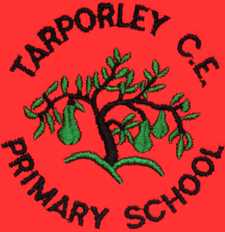 Tarporley CE Primary School logo