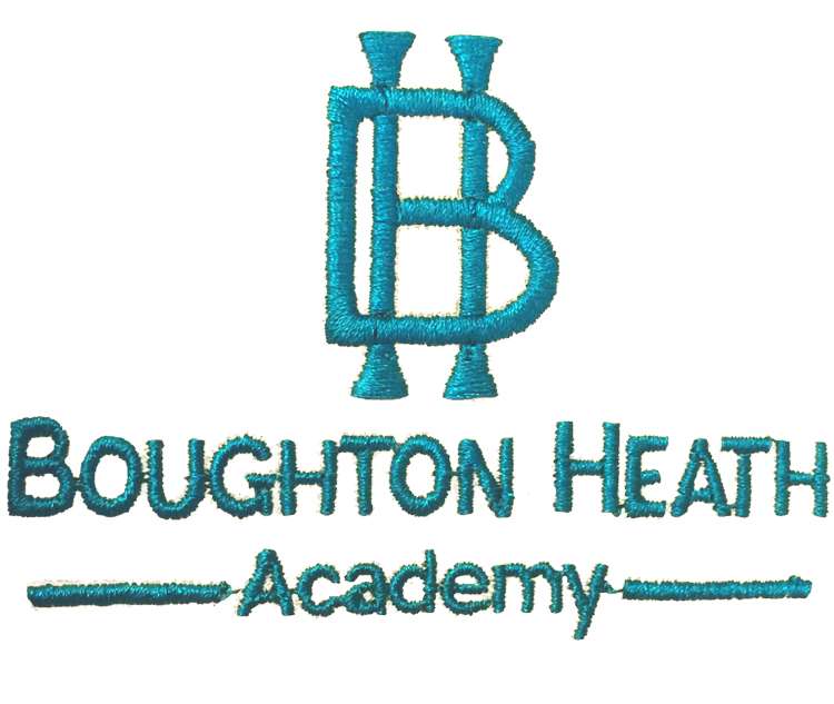 Boughton Heath Academy logo