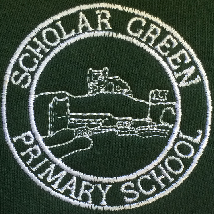 Scholar Green Primary School logo