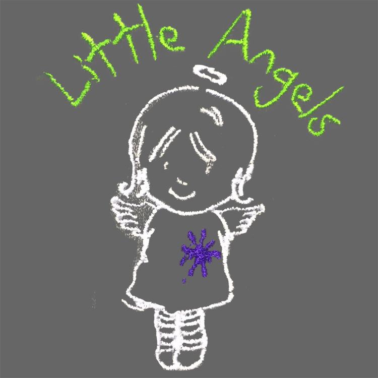 Little Angels Day Nursery logo