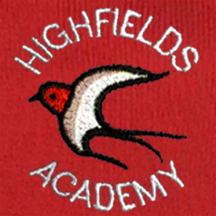 Highfields Academy logo