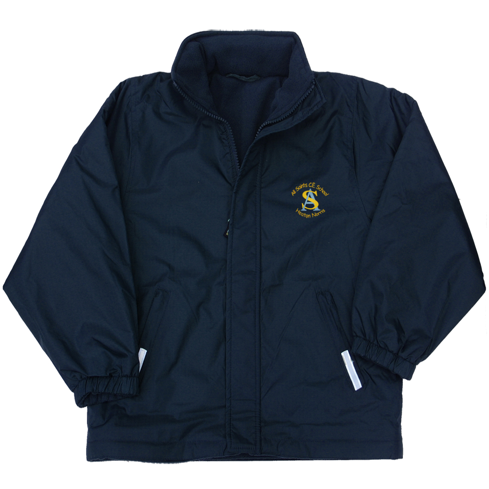 Reversible Fleece Coat