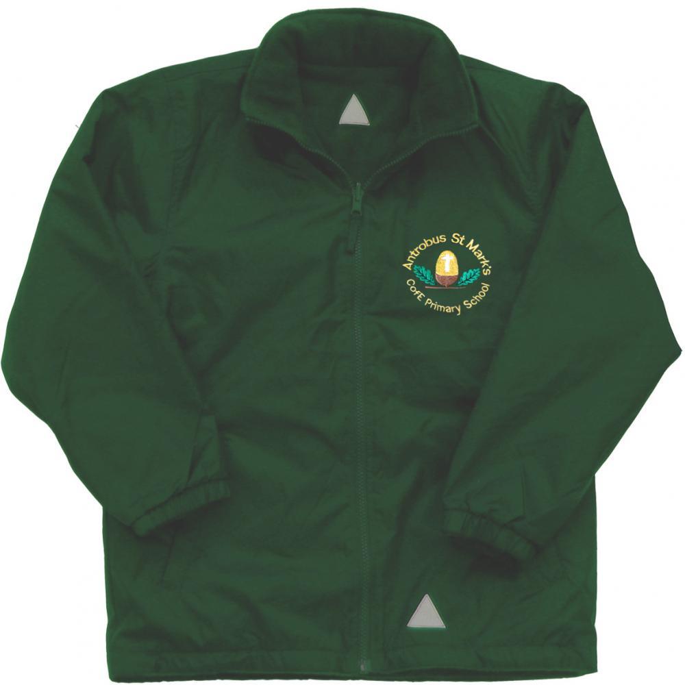 Reversible Fleece Coat