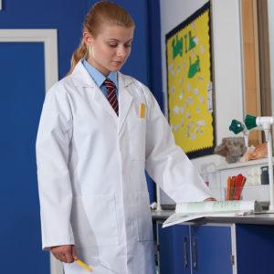 Aprons and Lab Coats