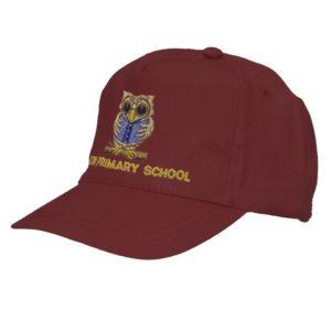 School Baseball Cap