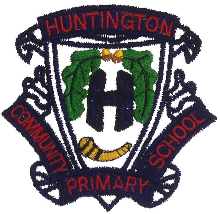 Huntington Community Primary School logo