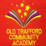 Old Trafford Academy Logo