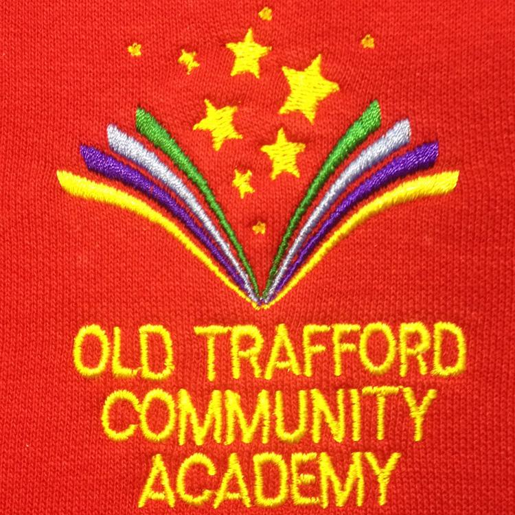 Old Trafford Community Academy logo