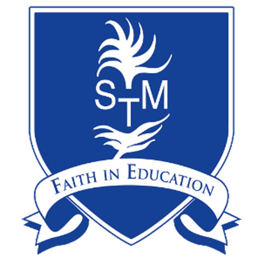 St Thomas More Catholic High School logo