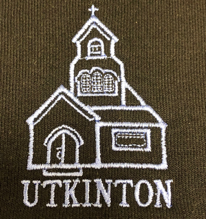 Utkinton St. Paul's CE Primary School logo