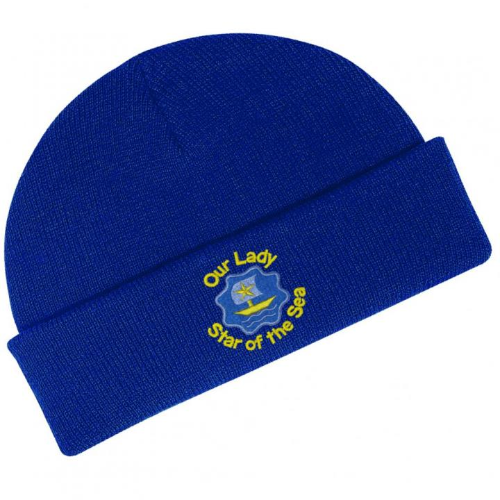 Knitted School Hat